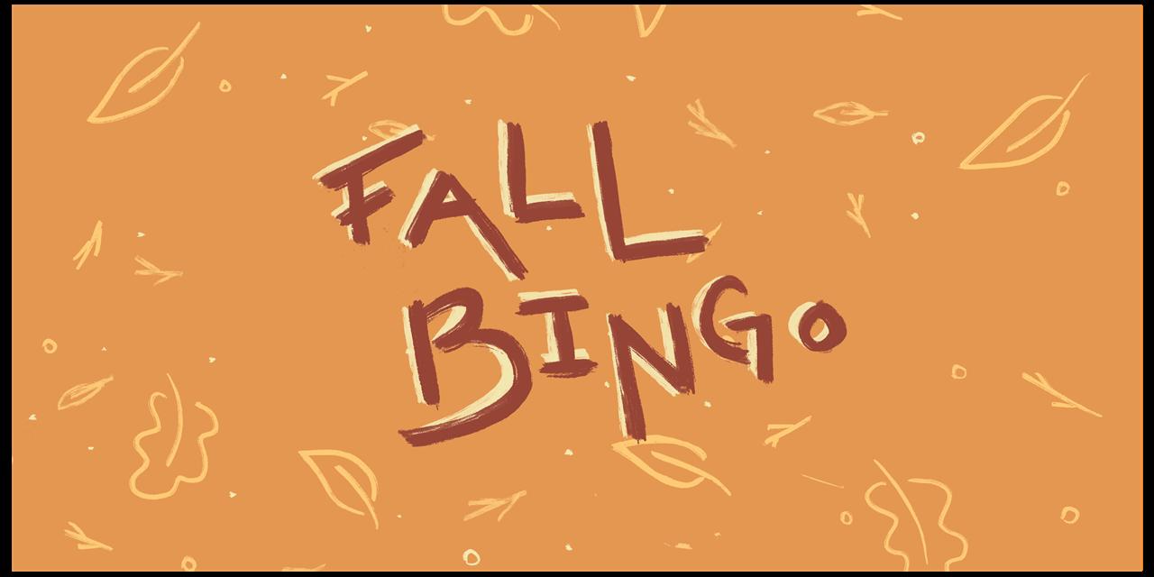 Fall Bingo Event Logo