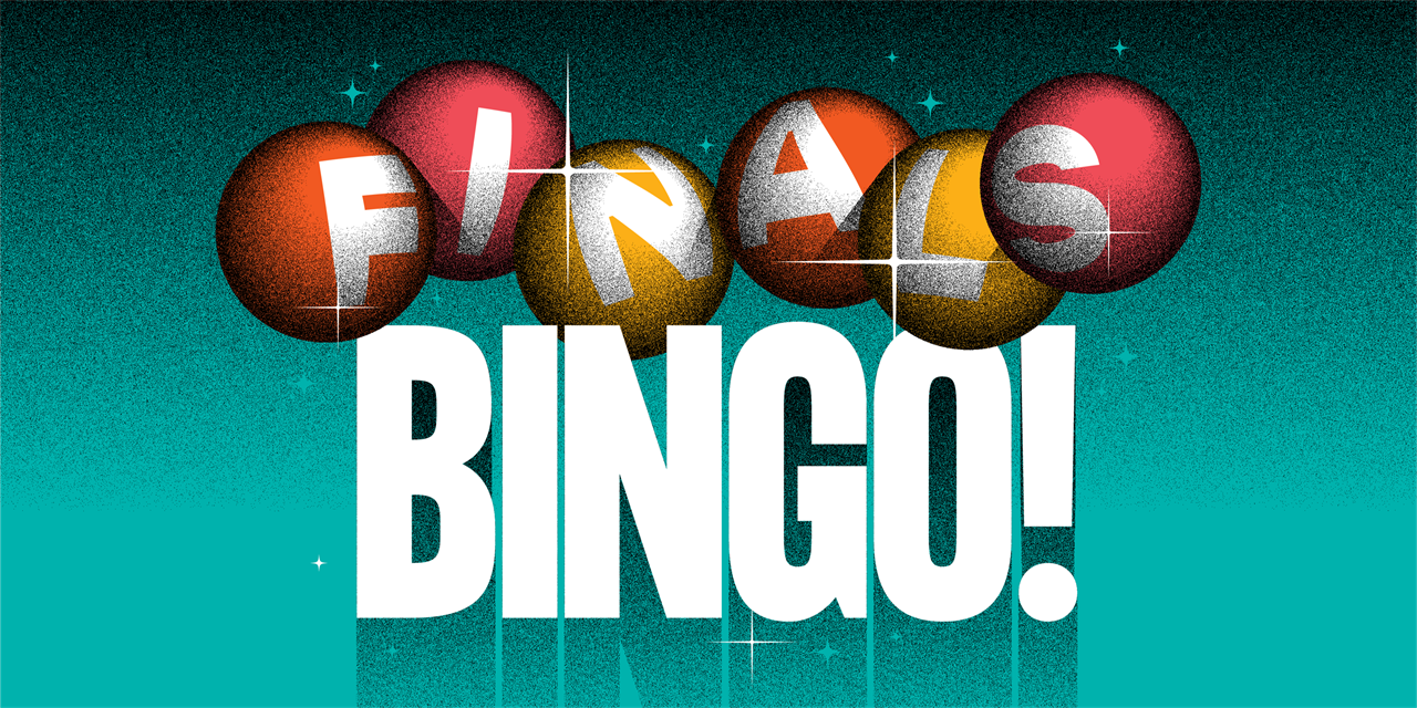 Finals Bingo Event Logo