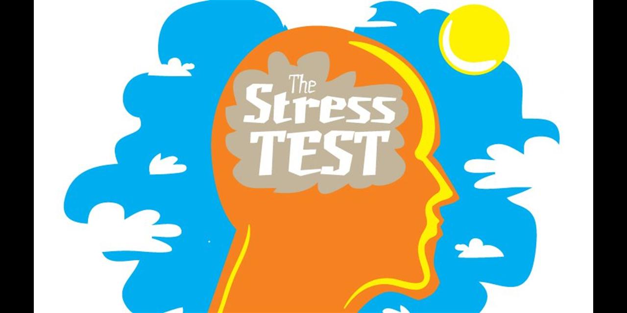 The Stress Test | Virtual Event Logo