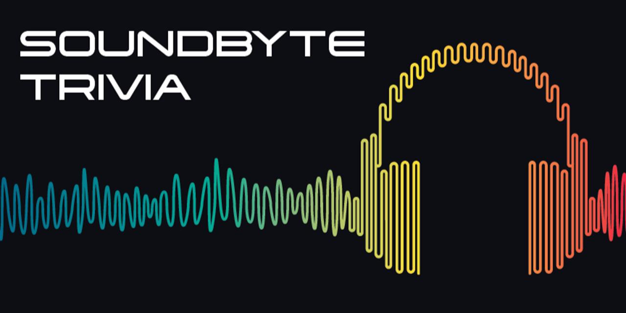 Soundbyte Trivia (and Pizza!) Event Logo