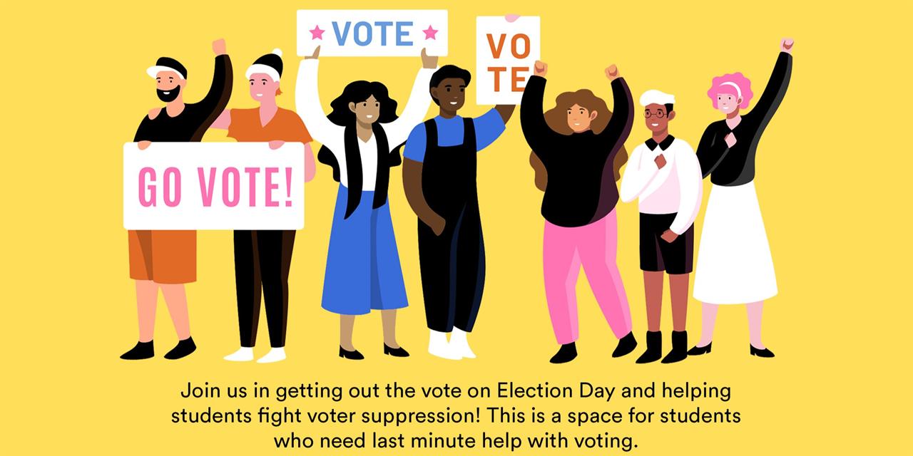 Voice Your Vote Event Logo