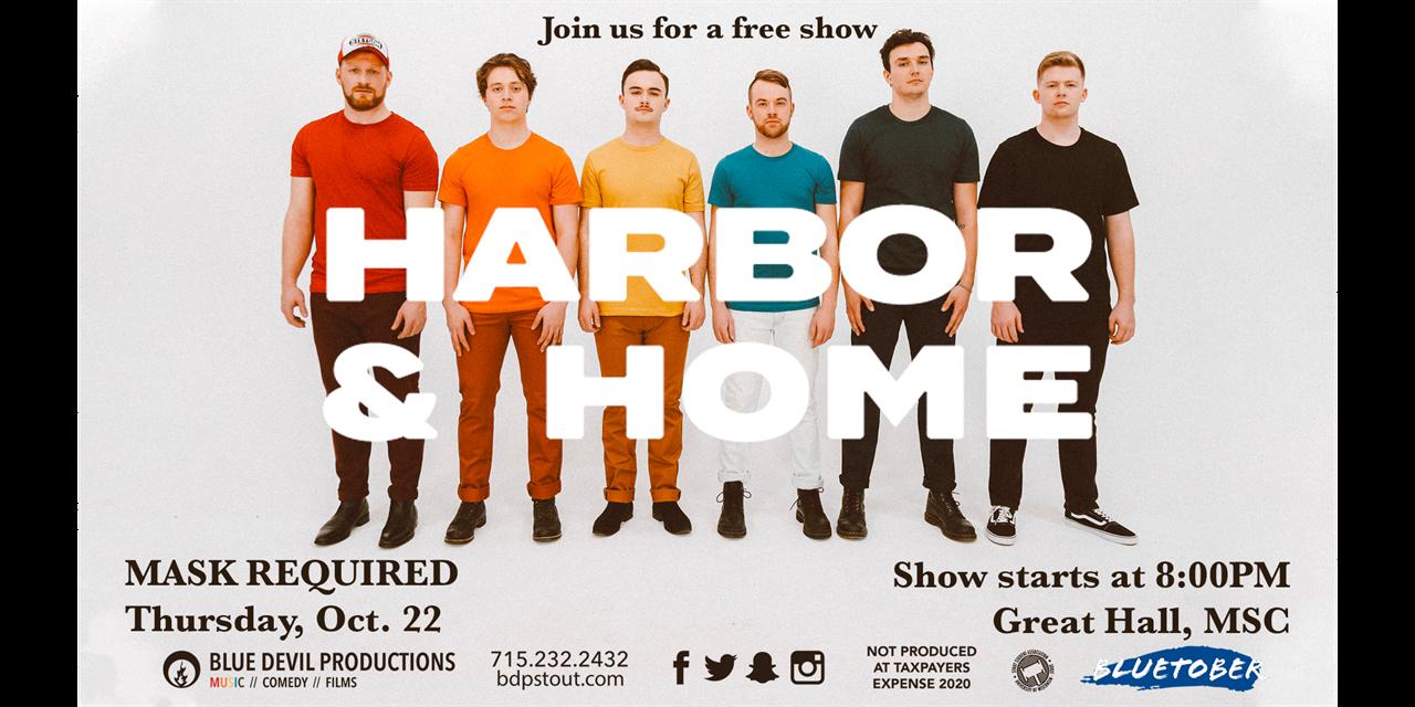 Harbor and Home with Spencer Douglas Event Logo