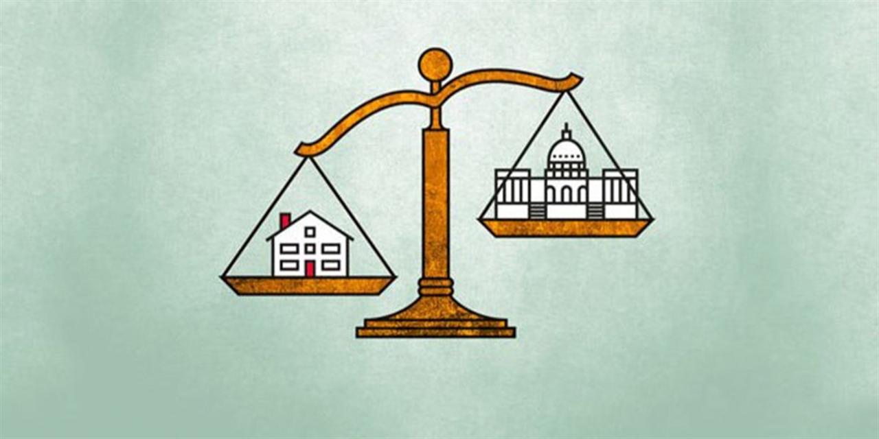Student Workshop: Investigating Civil Liberty & Economic Liberty Event Logo