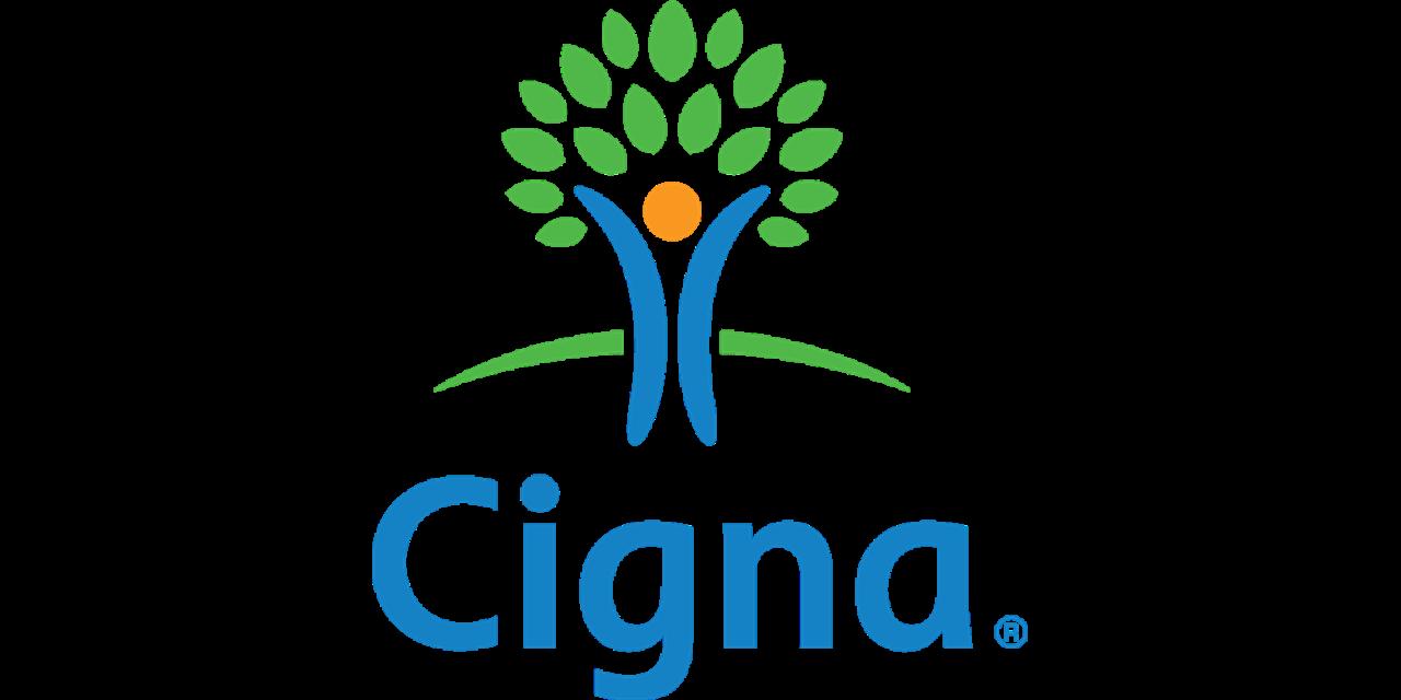 Cigna Virtual Presentation Event Logo