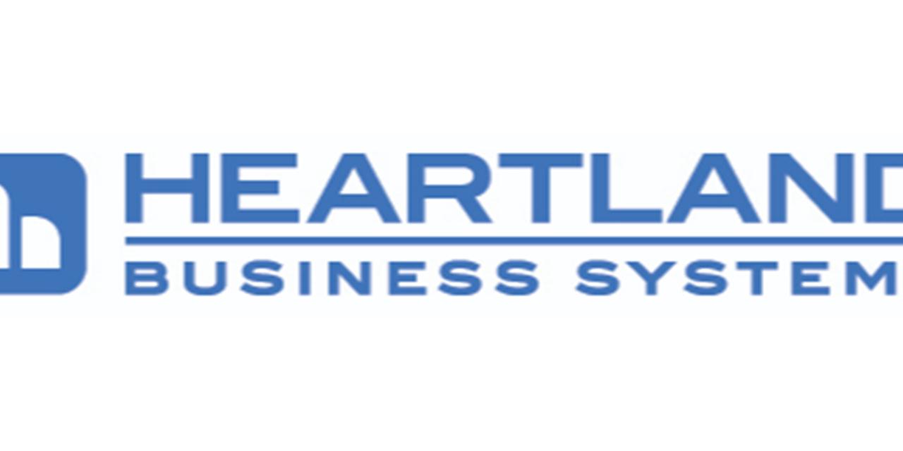 Heartland Business Systems Presentation Event Logo
