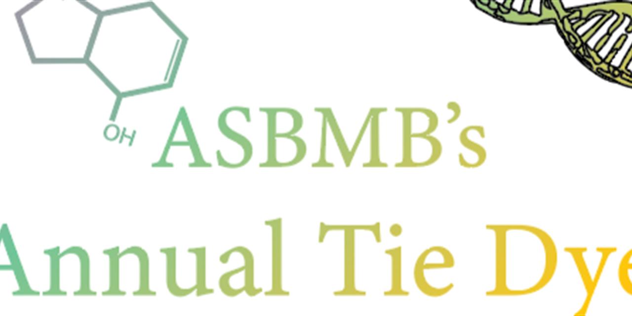 Annual Tie Dye Event Event Logo