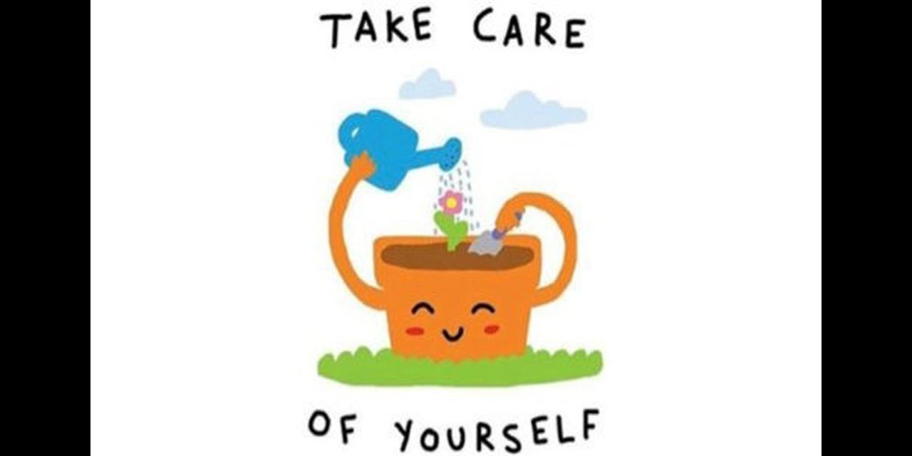 Self-Care 101 Event Logo