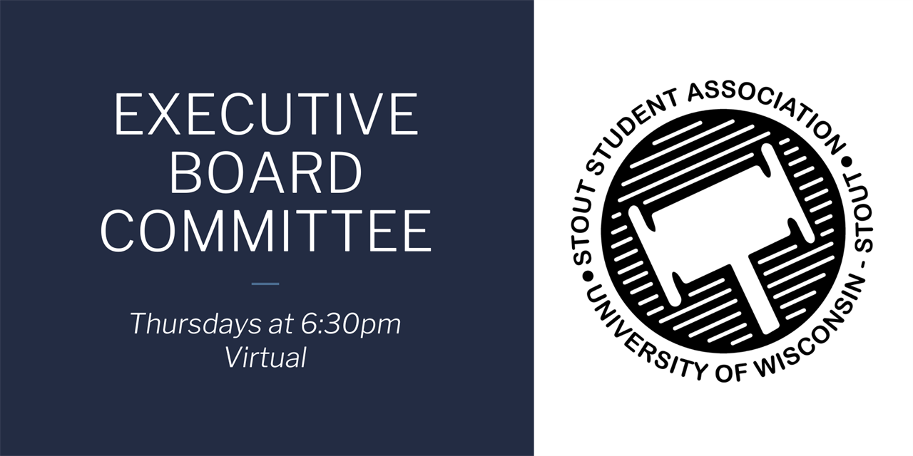 Executive Board Committee Meeting Event Logo