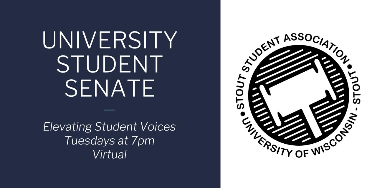 University Student Senate 51.16 Event Logo