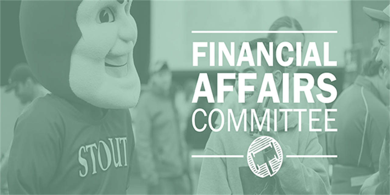 SSA Financial Affairs Committee Event Logo