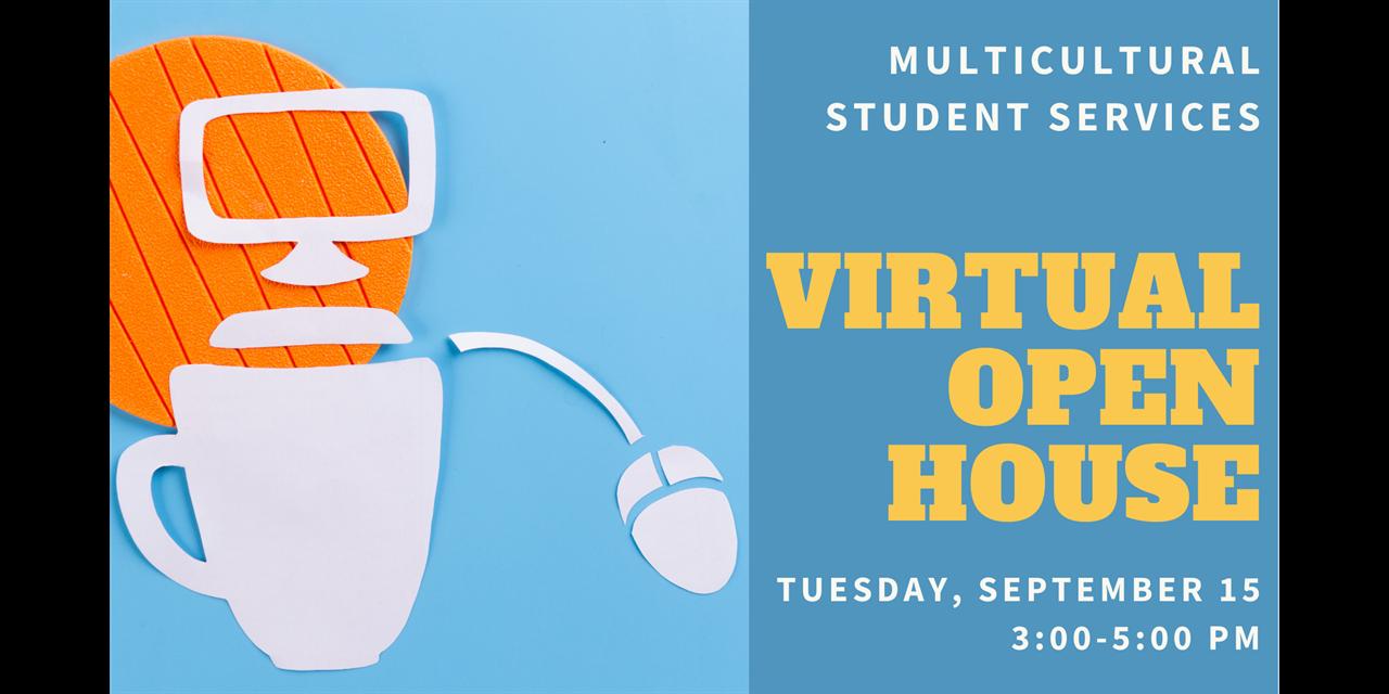 MSS Virtual Open House Event Logo