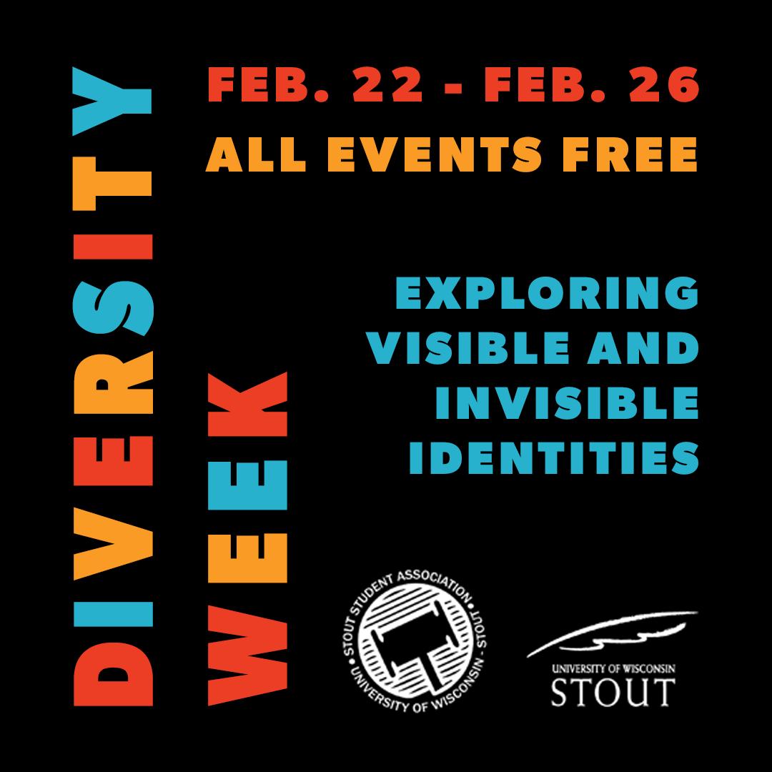Diversity Week Next Week