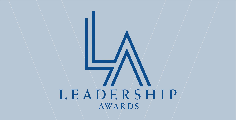Leadership Awards logo