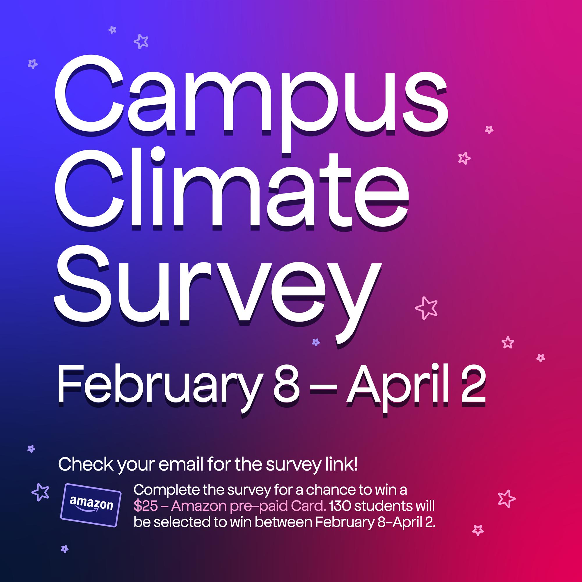 Campus Climate Survey