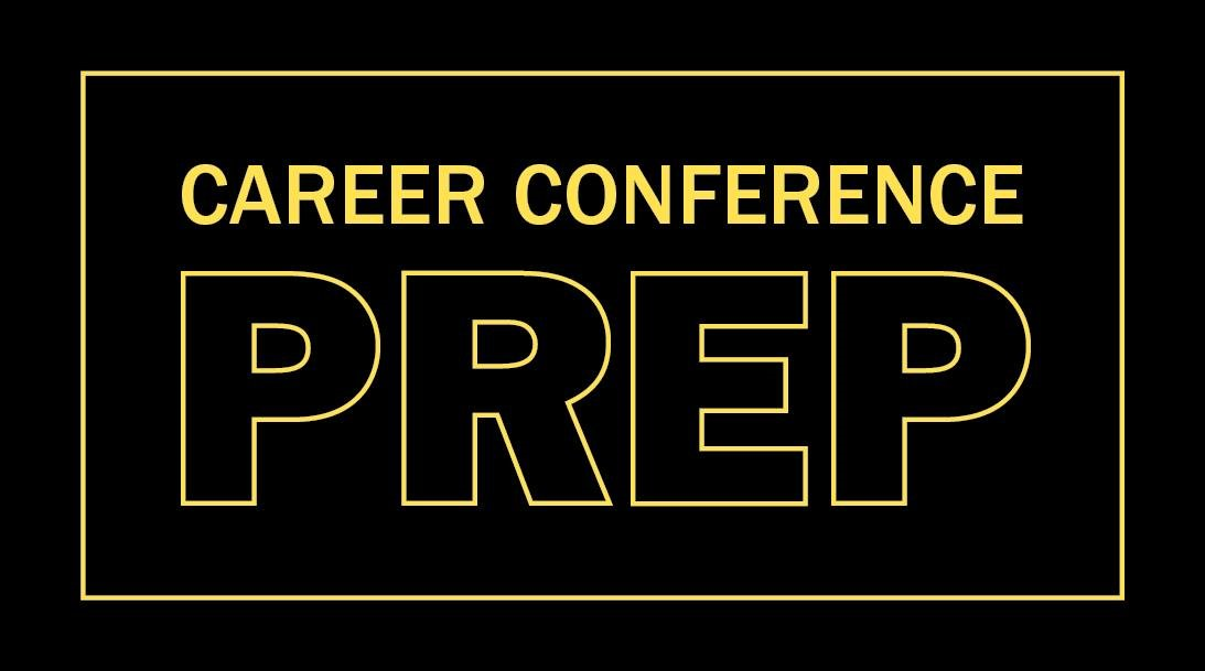 Career Conference Prep