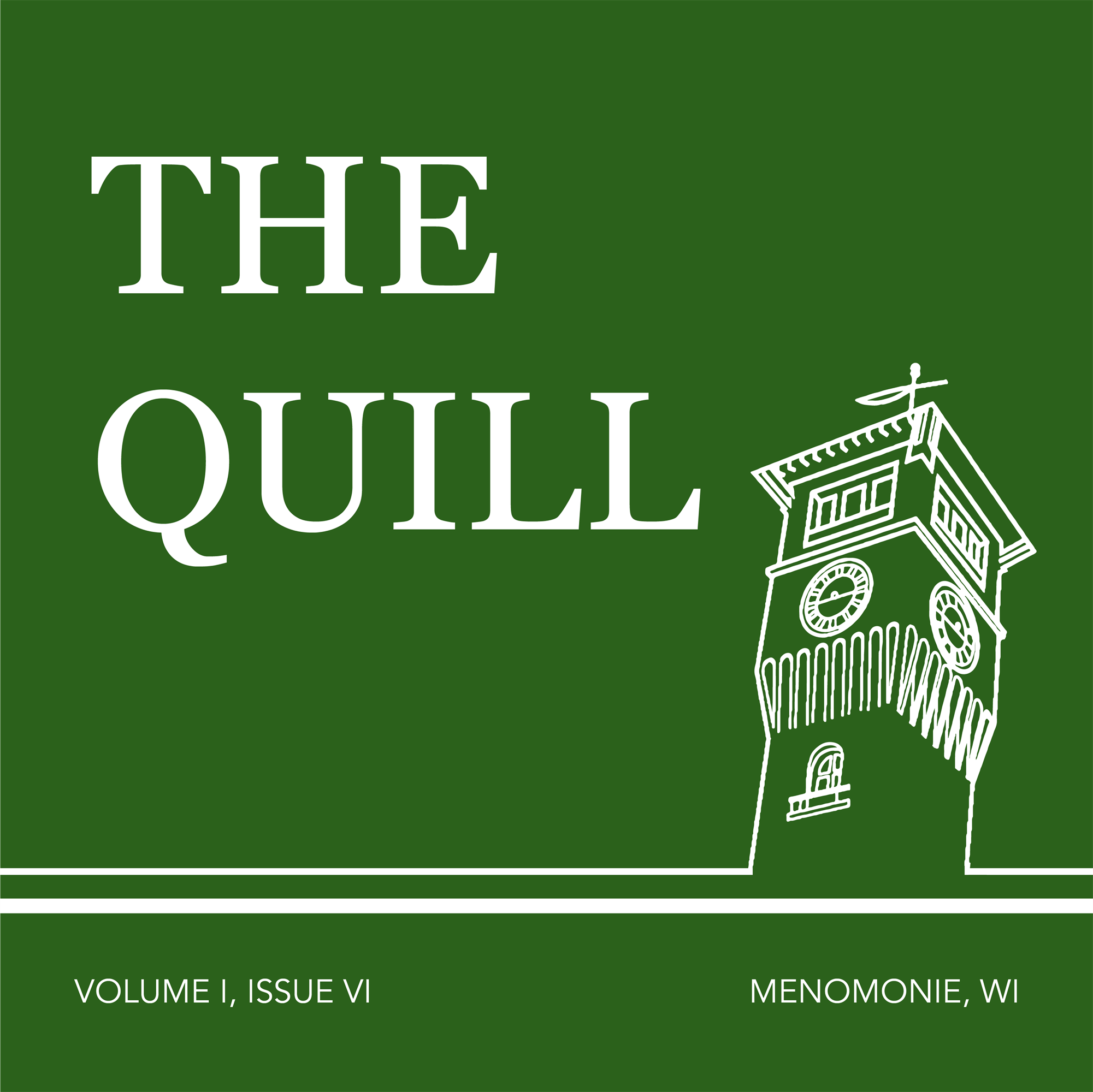 The Quill - Issue 6 April 2021