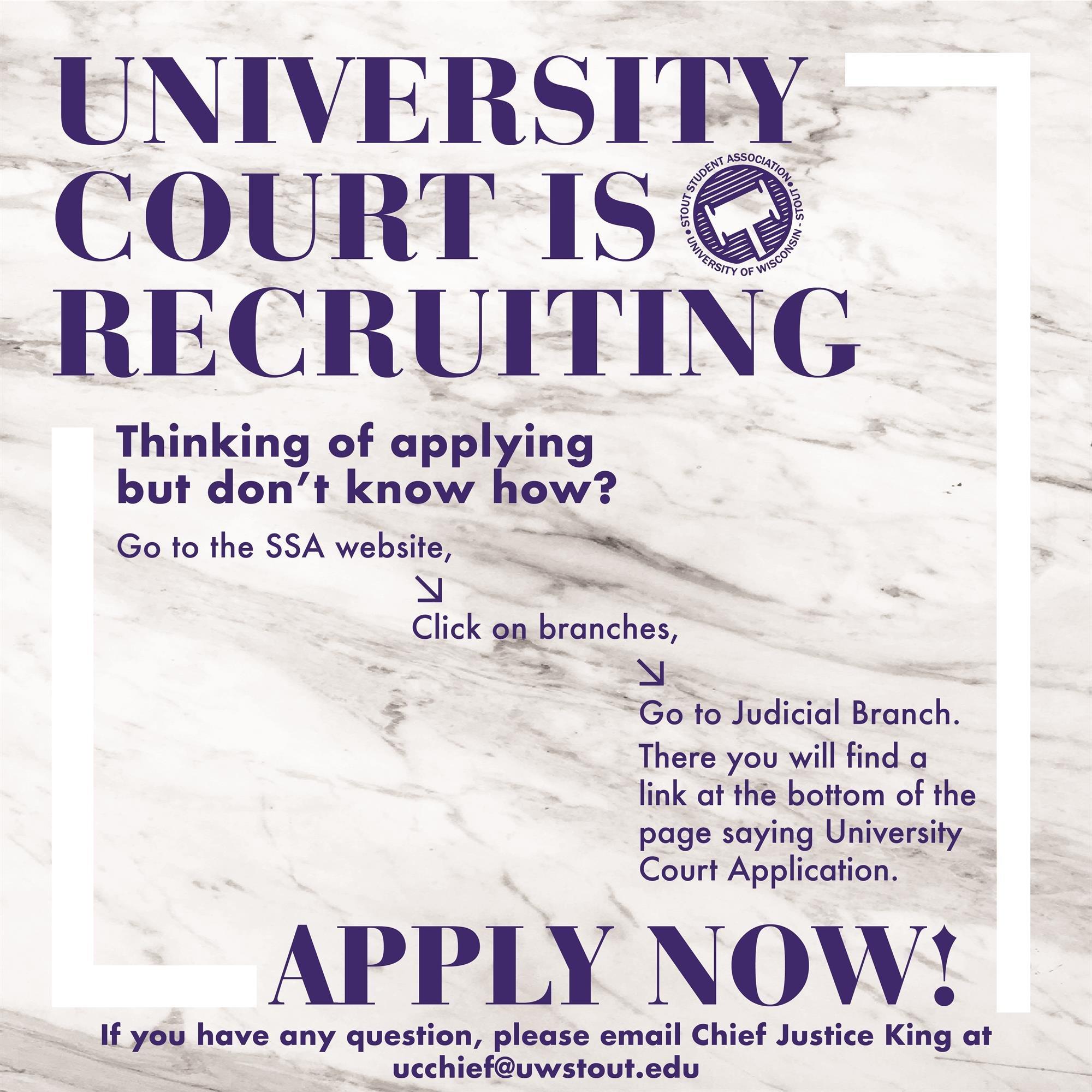 University Court