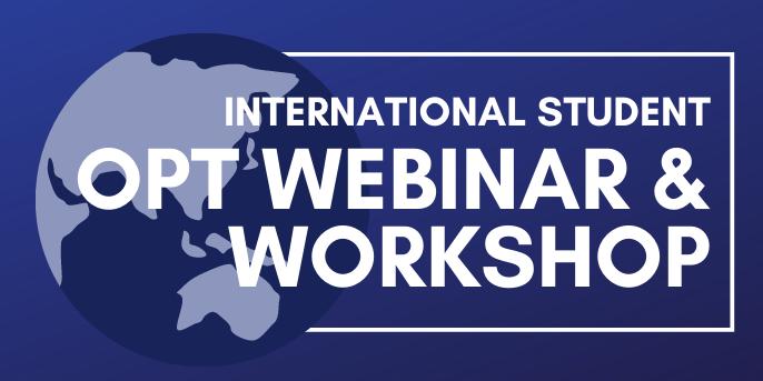 OPT Workshop Event Logo