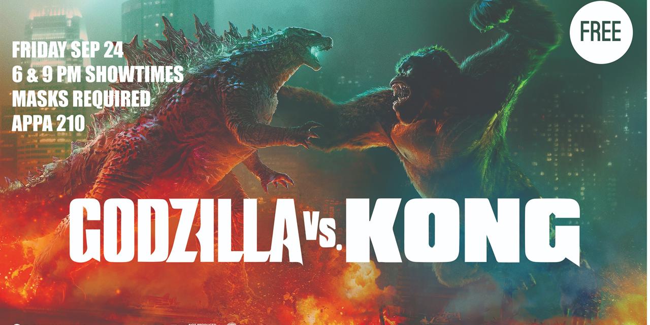 Godzilla vs. Kong Event Logo