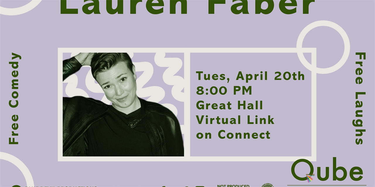 Lauren Faber Event Logo