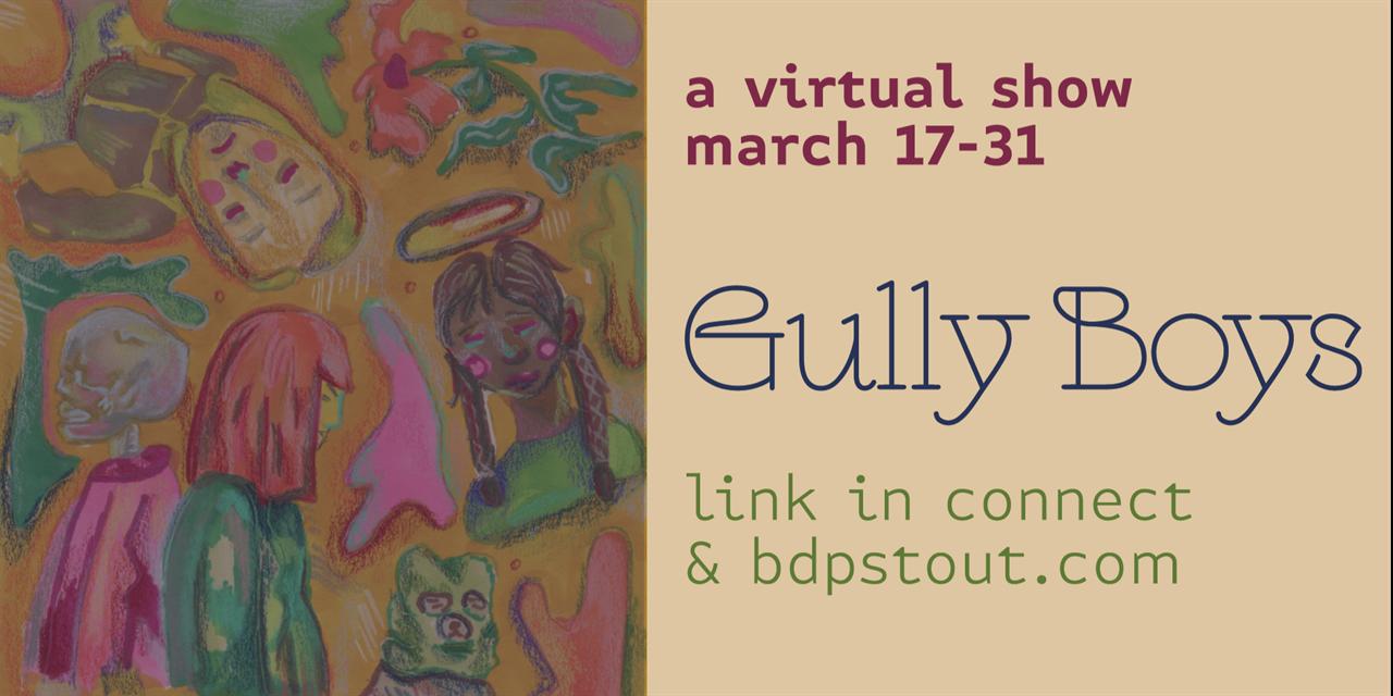 Gully Boys Virtual Show Event Logo