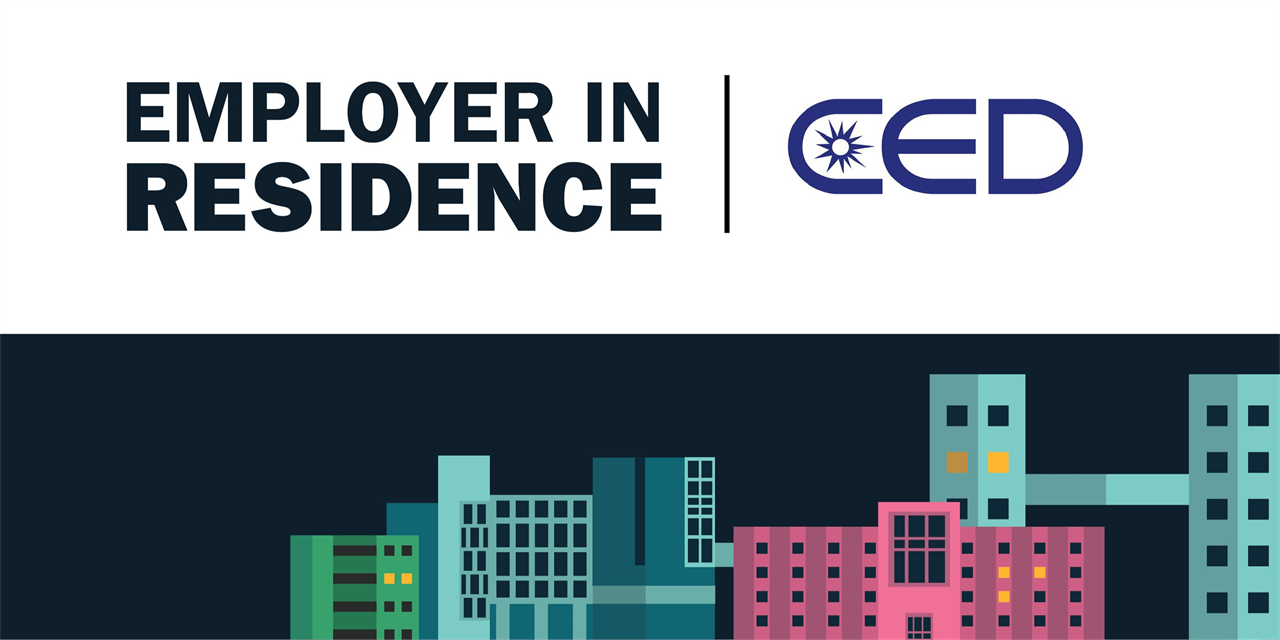 Consolidated Electrical Distributors | Employer in Residence Event Logo