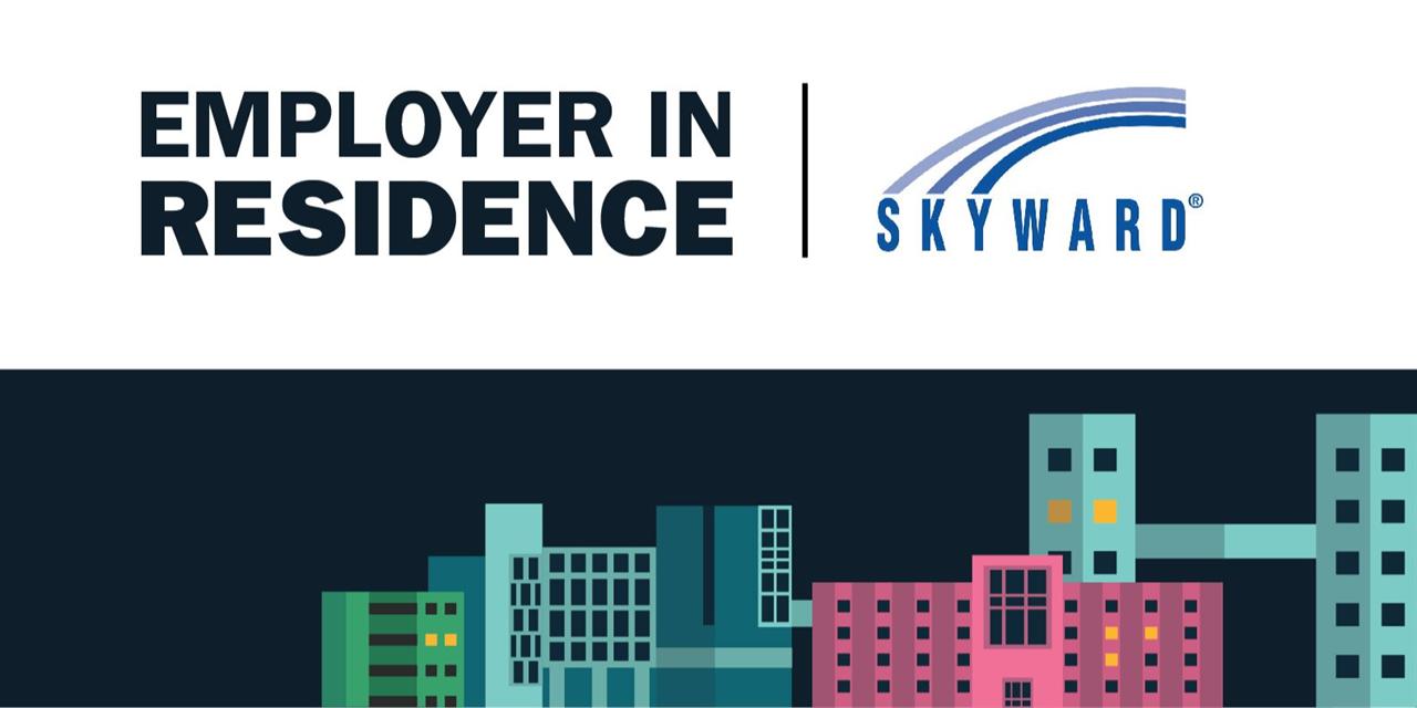 Skyward | Employer in Residence Event Logo