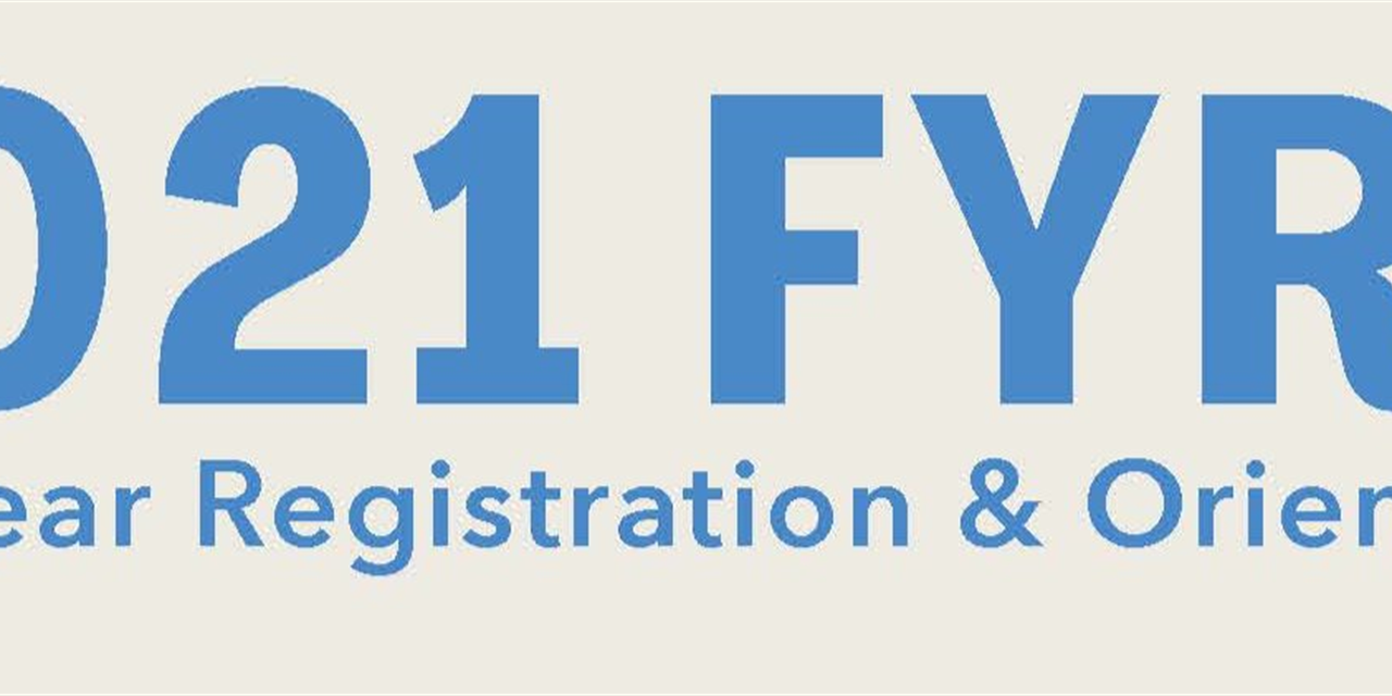 New Student Orientation Event Logo