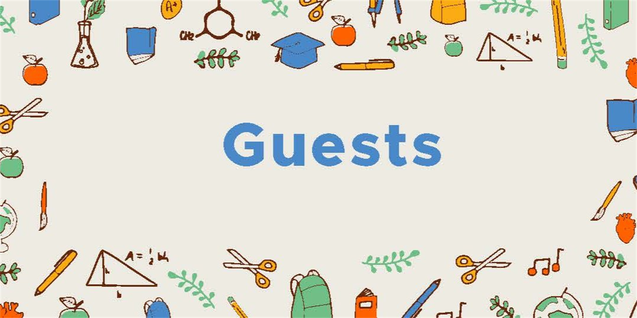 Welcome Event Logo