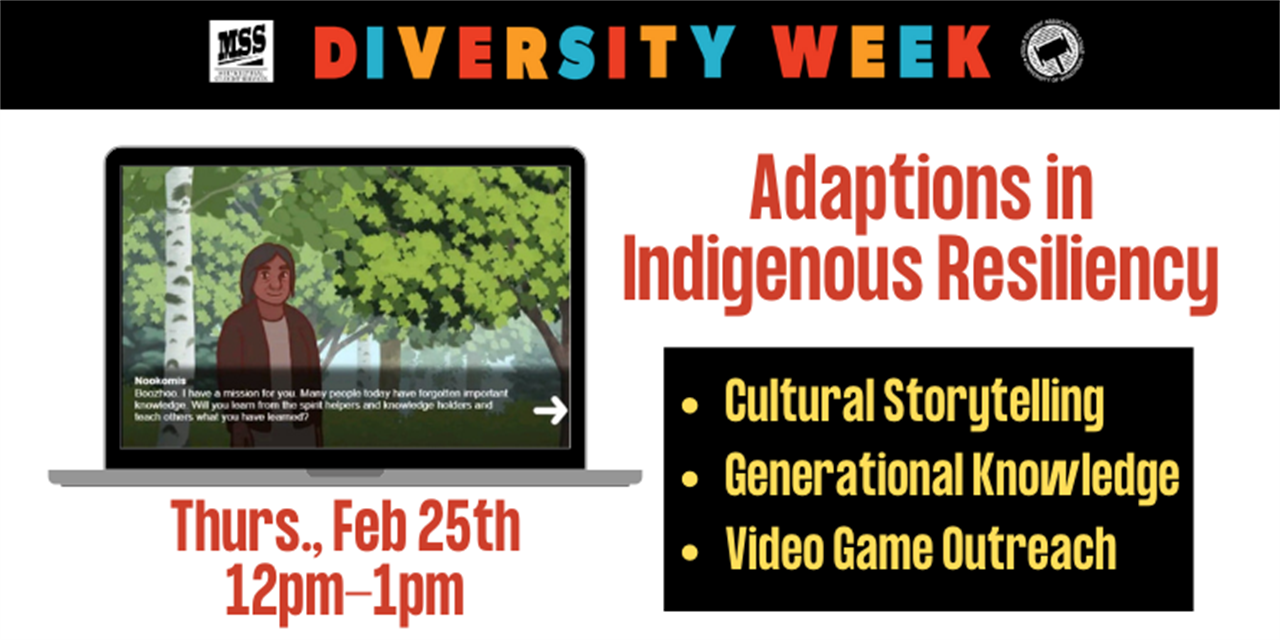 Adaptions in Indigenous Resiliency Event Logo