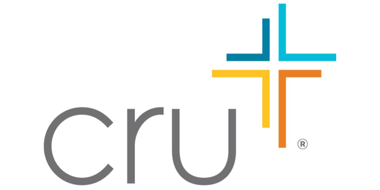 Cru Large Group Virtual Meeting Event Logo