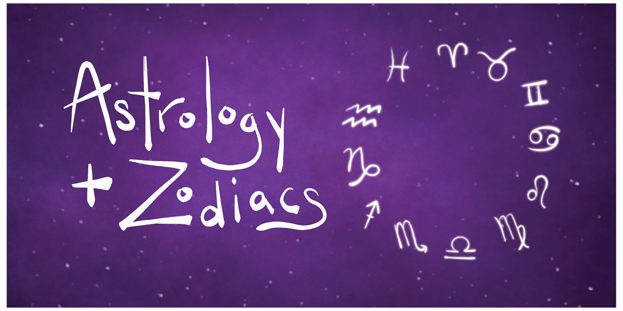 Monday Meet Up   Astrology and Zodiacs Event Logo