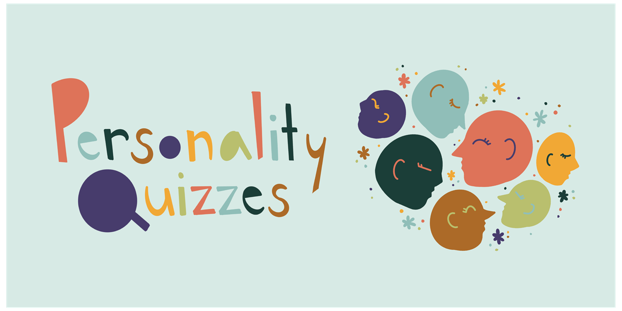 Monday Meet Up   Personality Quizzes Event Logo