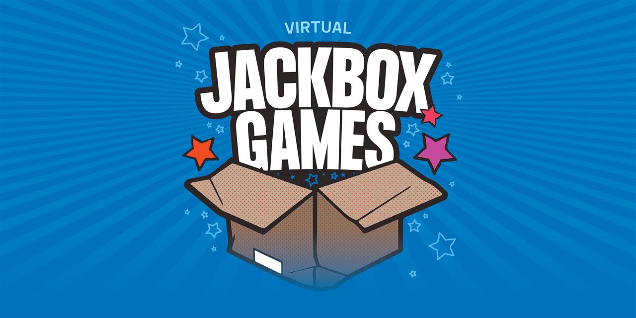 Jackbox Games   Virtual Event Logo