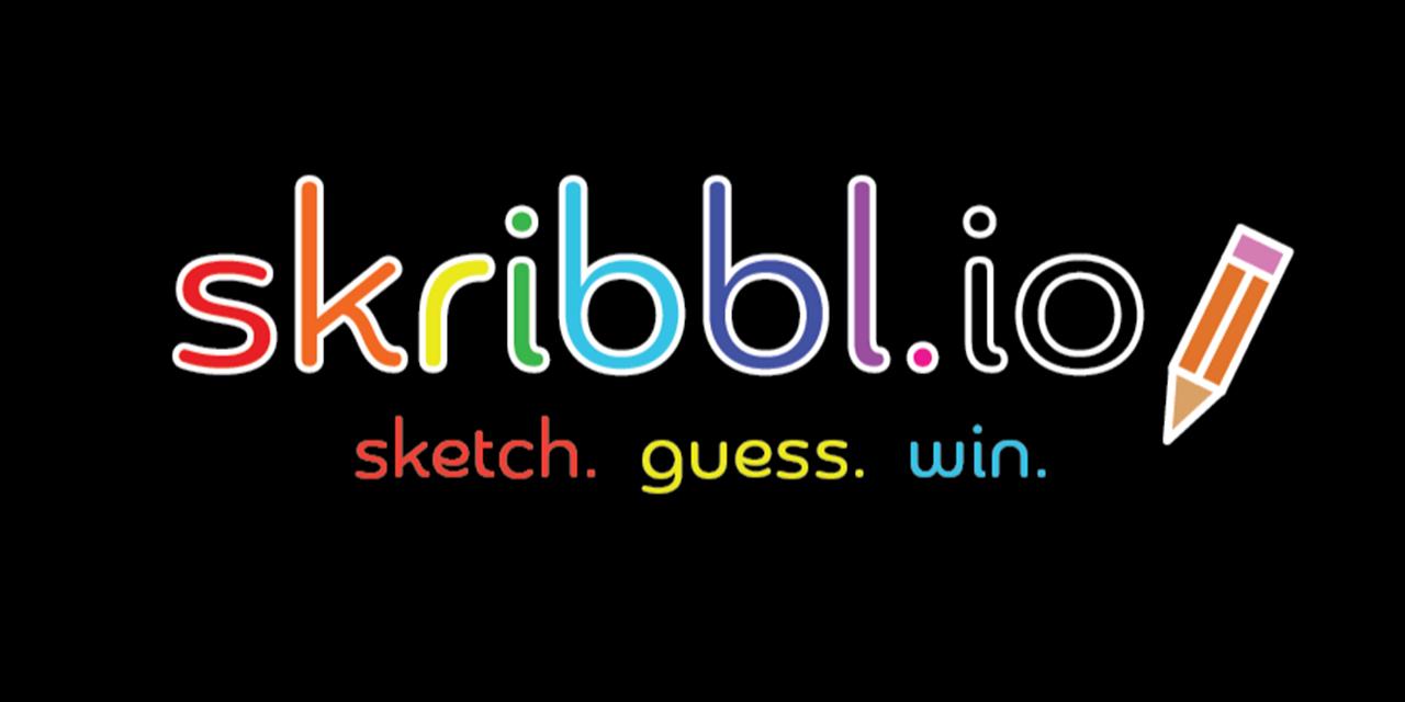 Skribbl.io | Virtual Event Logo