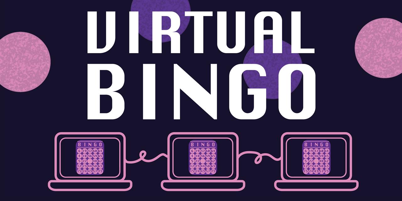 Virtual Bingo Event Logo