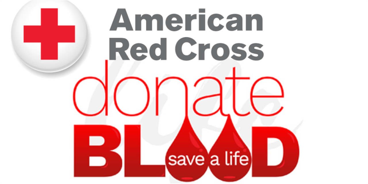 American Red Cross April Blood Drive Hosted by Gamma Sigma Sigma- MSC Great Hall Event Logo