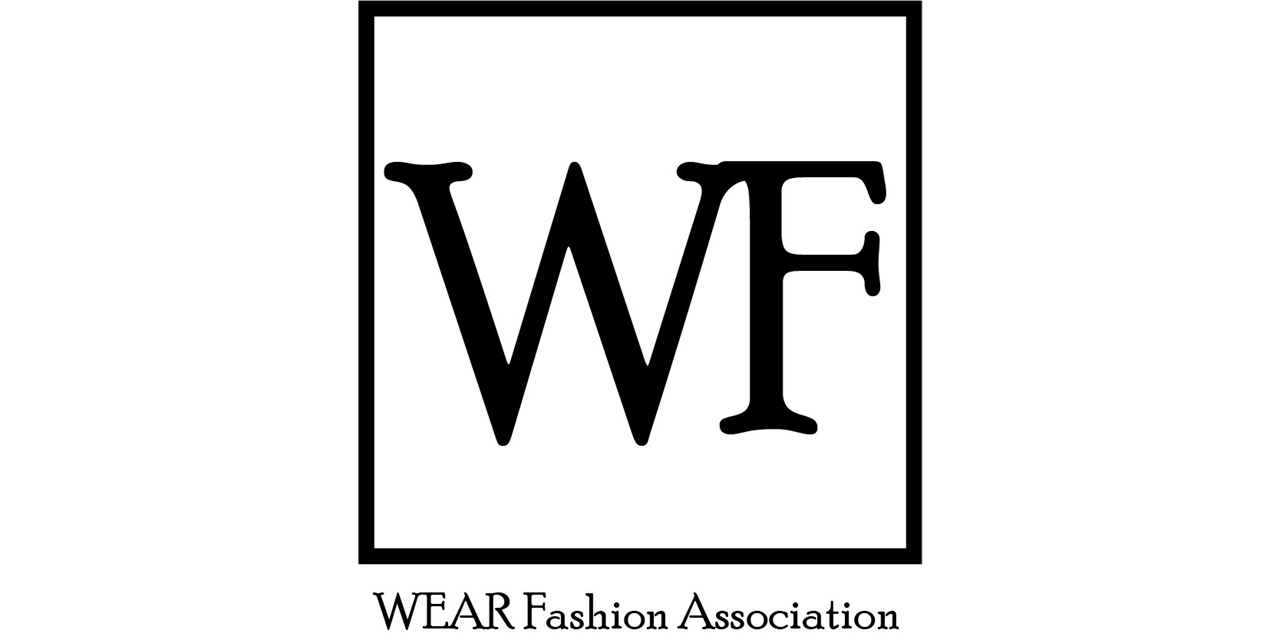 WEAR Fashion Association Weekly Meeting Event Logo