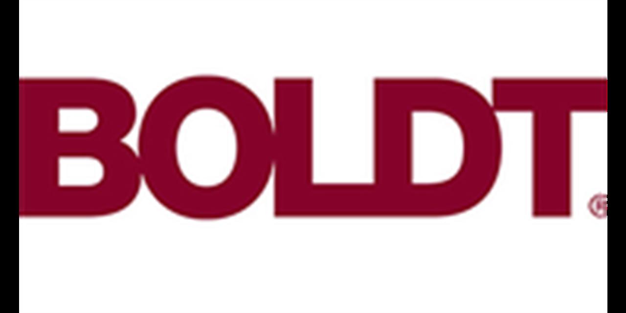 Boldt Contractor Presentation   Student Construction Association Event Logo