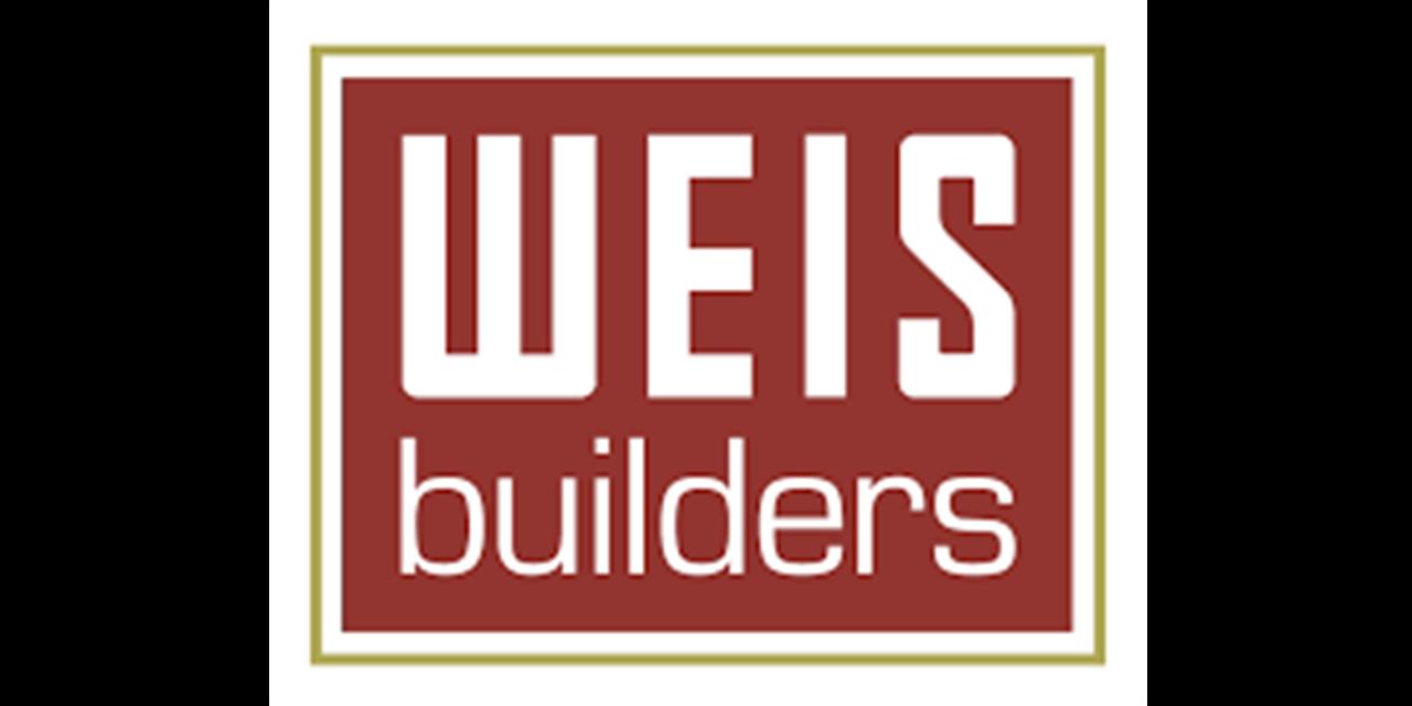 Weis Builders Contractor Presentation | Student Construction Association Event Logo