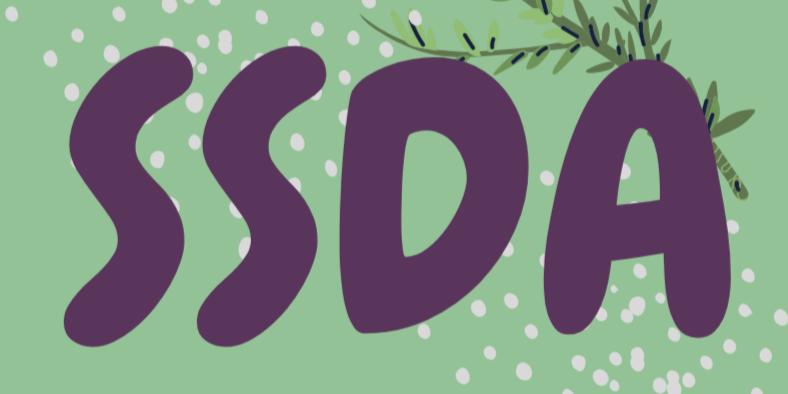 Stout Student Dietetic Association (SSDA) - E cookbook workshop Event Logo