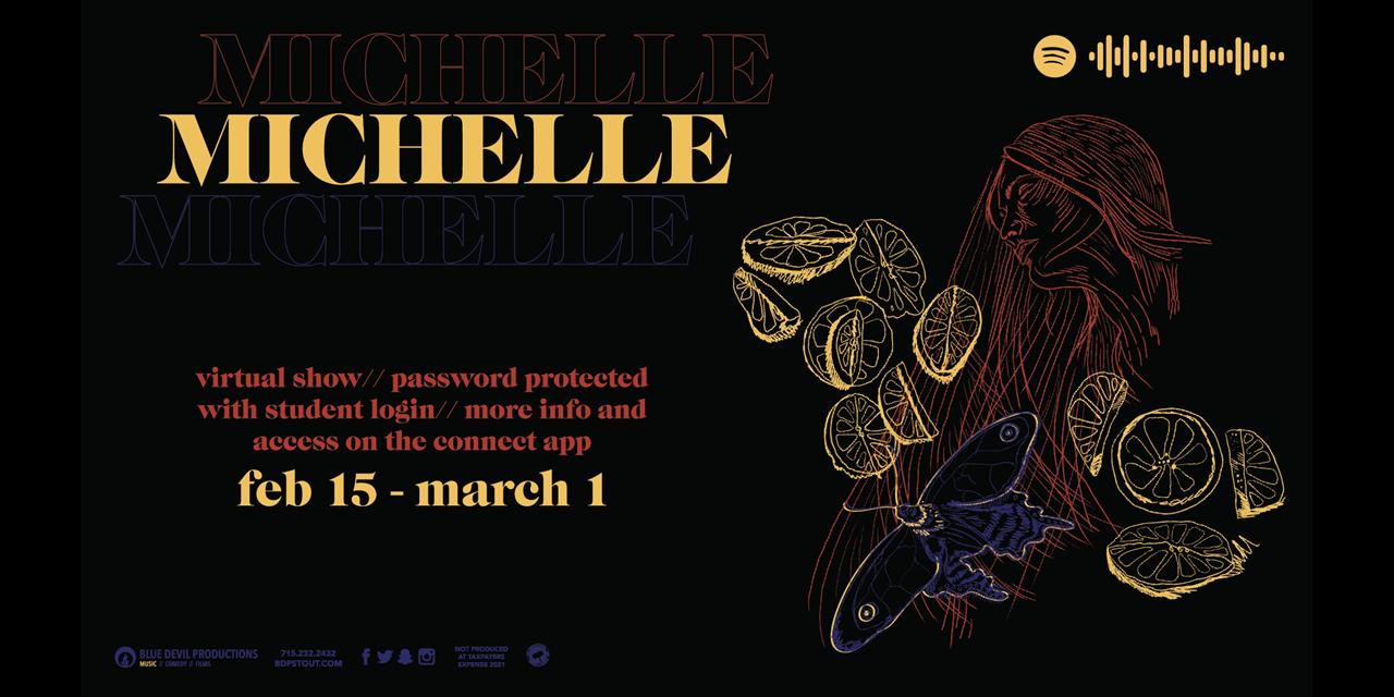 MICHELLE Live Show Event Logo