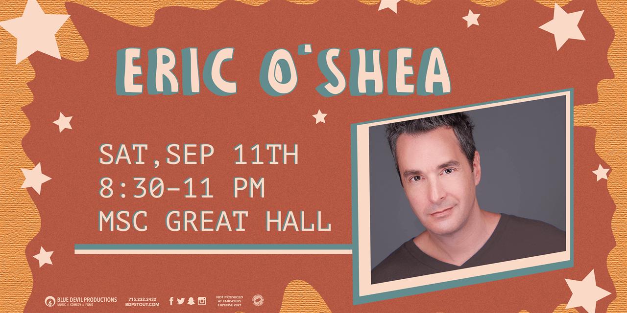Eric O'Shea Event Logo