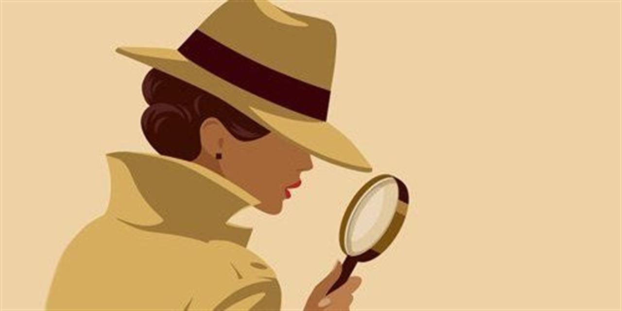 AMCS Women's Club | Covert Operations Virtual Game Night Event Logo
