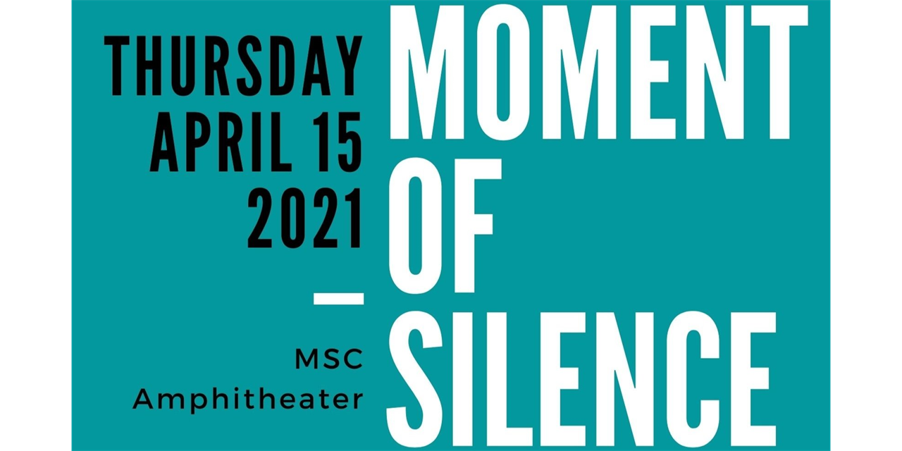 Moment of Silence Event Logo