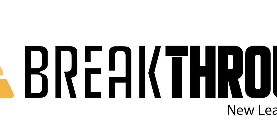 Breakthrough New Leaders Retreat Event Logo