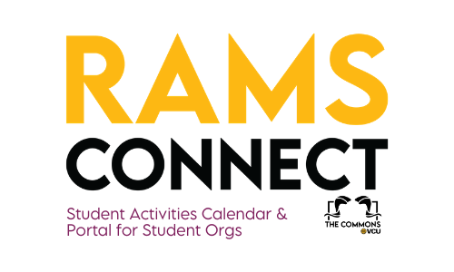 Ramsconnect student activities calendar and portal for student orgs