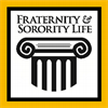 Fraternity and Sorority Life Office's logo