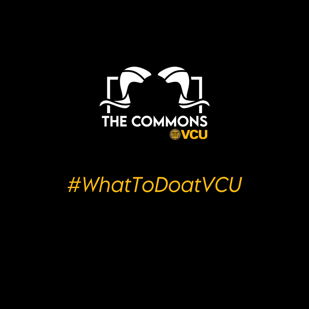 More events lets go vcu commons logo