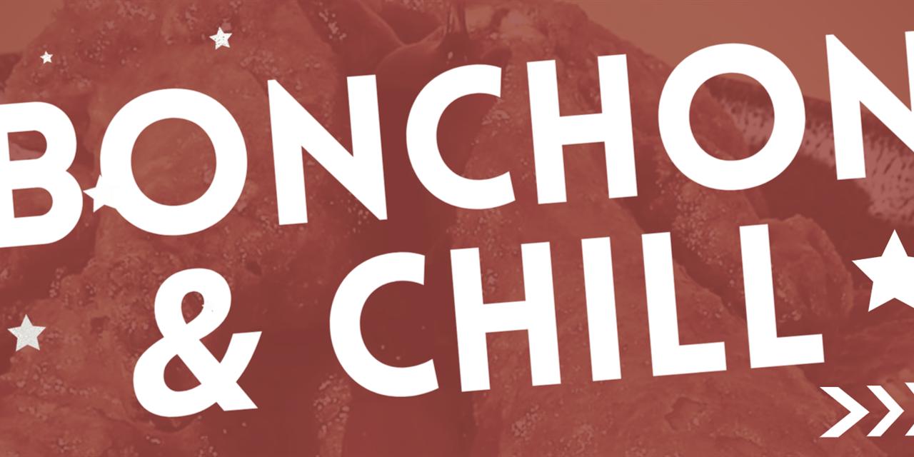Bonchon & Chill Picnic Event Logo